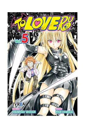 TO LOVE RU 05 (COMIC)