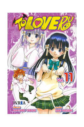TO LOVE RU 11 (COMIC)