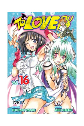 TO LOVE RU 16 (COMIC)