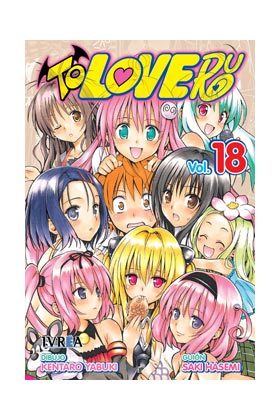 TO LOVE RU 18 (COMIC)
