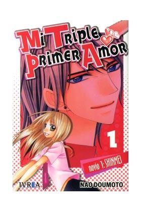 MI TRIPLE PRIMER AMOR 01 (COMIC)