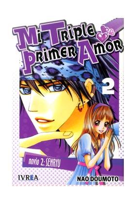 MI TRIPLE PRIMER AMOR 02 (COMIC)