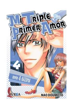 MI TRIPLE PRIMER AMOR 04 (COMIC)