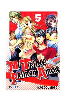MI TRIPLE PRIMER AMOR 05 (COMIC) (ULTIMO NUMERO)