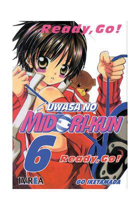 UWASA NO MIDORI-KUN 06 READY, GO! (LOS RUMORES SOBRE MIDORI) (COMIC)
