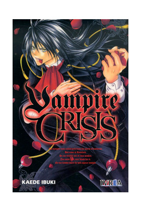 VAMPIRE CRISIS (COMIC) (TOMO UNICO)