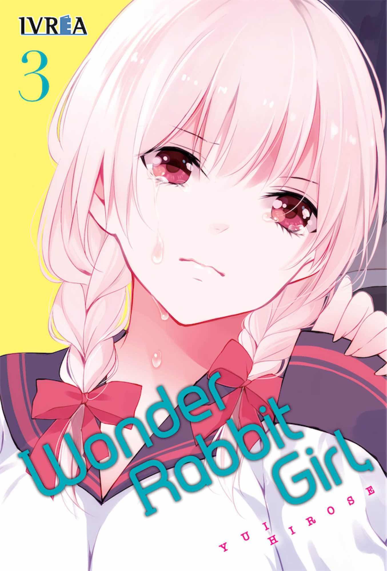 WONDER RABBIT GIRL 03 (COMIC)