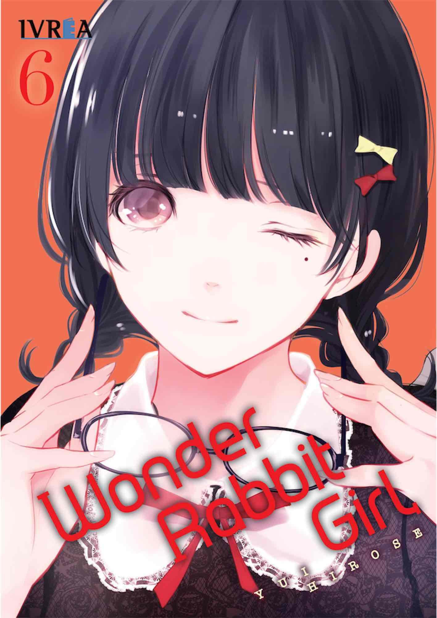 WONDER RABBIT GIRL 06 (COMIC)
