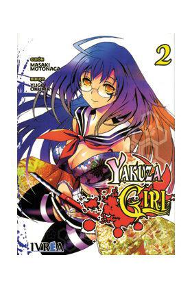 YAKUZA GIRL  02 (DE 2) (COMIC)