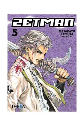 ZETMAN 05 (COMIC)