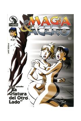 MAGIA Y ACERO 21