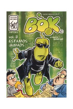 BOK 03: ESTAMOS JAMAOS