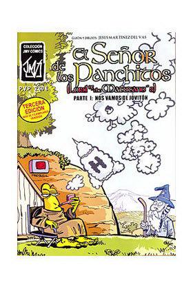 EL SEÑOR DE LOS PANCHITOS 01 (3ª ED.): NOS VAMOS DE JOVITON