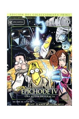 ESTAR GUARS: EPICHODE 4. UNA NUEVA DESGRACIA