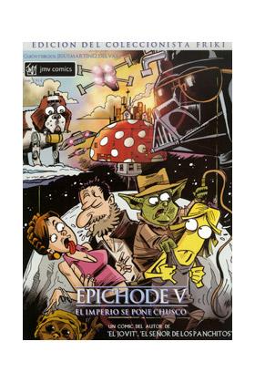 ESTAR GUARS: EPICHODE 5. EL IMPERIO SE PONE CHUSCO