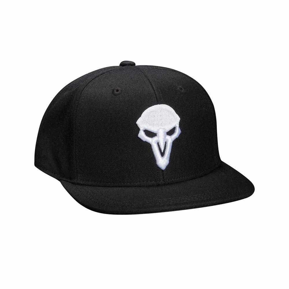 BACK FROM THE GRAVE GORRA SNAP BACK OVERWATCH