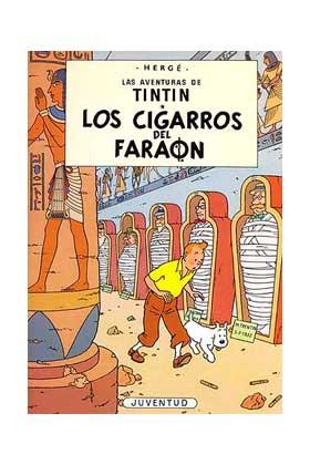 TINTIN 04. LOS CIGARROS DEL FARAON