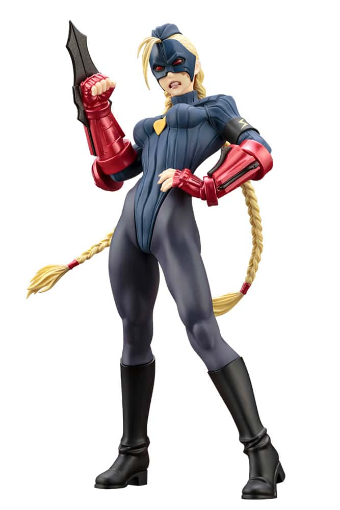 DECAPRE ESTATUA BISHOUJO 22.5 CM STREET FIGHTER
