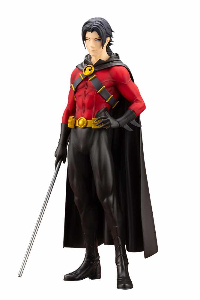 RED ROBIN ESTATUA 22 CM DC COMICS IKEMEN SERIES