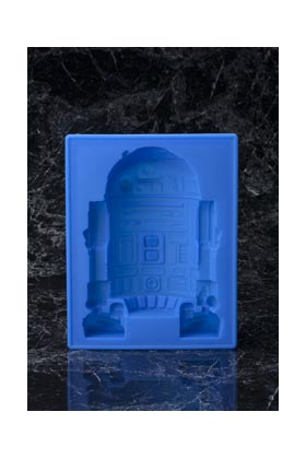 R2-D2 DELUXE MOLDE SILICONA STAR WARS