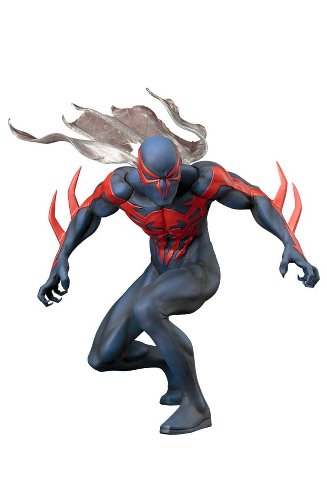 SPIDER-MAN 2099 ESTATUA 13 CM MARVEL ART FX+