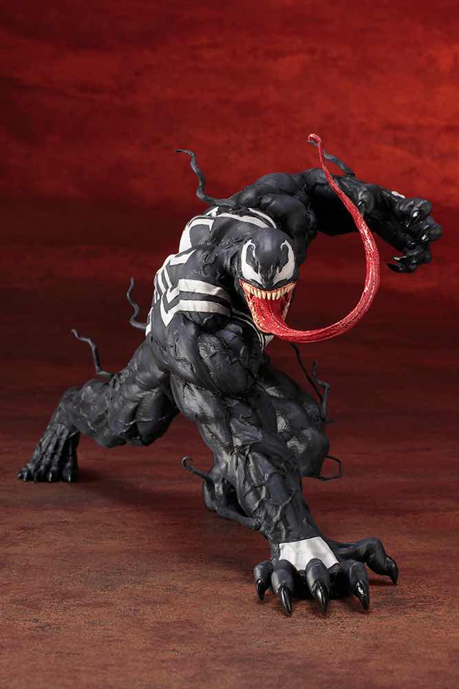 VENOM ESTATUA 13 CM MARVEL NOW! ART FX+
