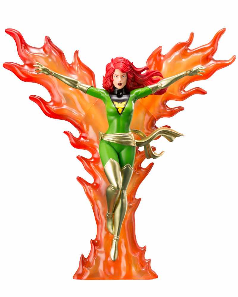 PHOENIX FURIOUS POWER X-MEN 92 SERIES ESTATUA 24 CM MARVEL ART FX+