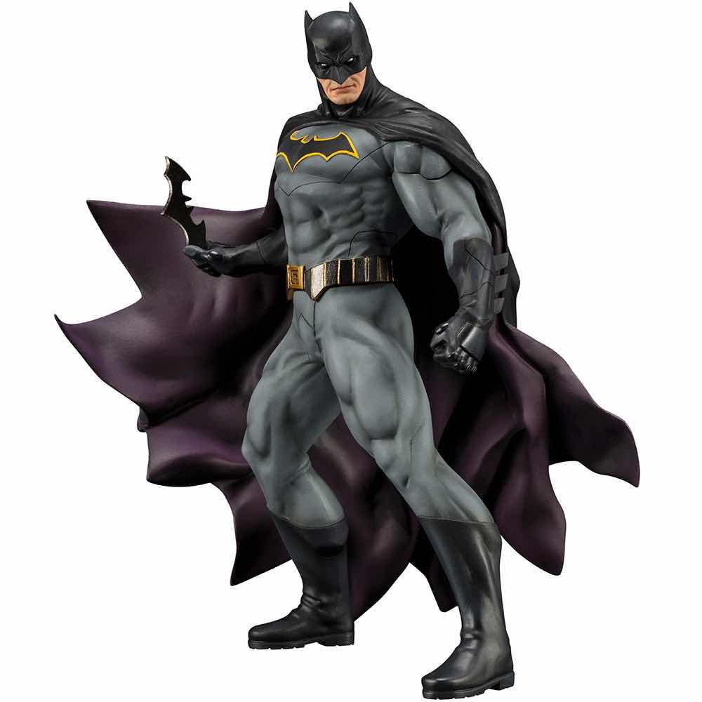 BATMAN REBIRTH ESTATUA 19.5 CM BATMAN DC UNIVERSE ART FX+