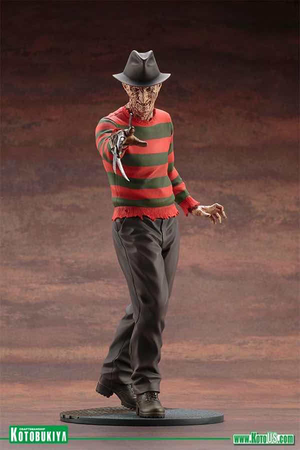 FREDDY KRUEGER ESTATUA 27.5 CM A NIGHTMARE ON ELM STREET 4: THE DREAM MASTER ART FX