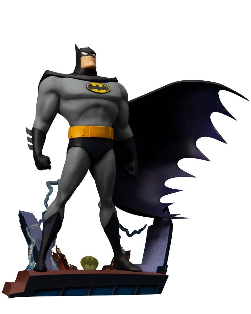 BATMAN VER. OPENING SEQUENCE ESTATUA 21 CM BATMAN ANIMATED DC UNIVERSE ART FX+