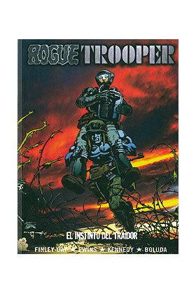 ROGUE TROOPER 03. EL INSTINTO DEL TRAIDOR