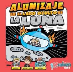 COMICS LAND. ALUNIZAJE EN EL LADO OCULTO DE LA LUNA