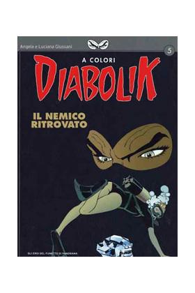 DIABOLIK 03. EL ENEMIGO REENCONTRADO