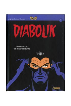 DIABOLIK 01. TEMPESTAD DE RECUERDOS