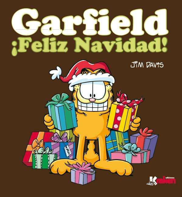 GARFIELD ¡FELIZ NAVIDAD!