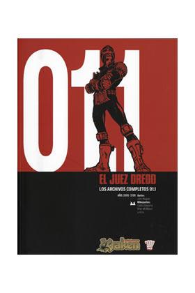 JUEZ DREDD LOS ARCHIVOS COMPLETOS 01.1
