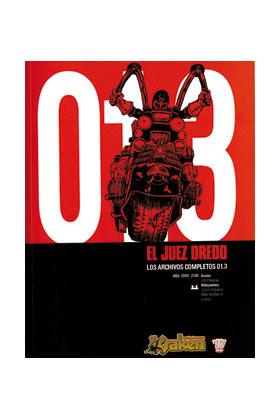JUEZ DREDD LOS ARCHIVOS COMPLETOS 01.3