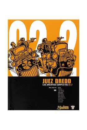 JUEZ DREDD LOS ARCHIVOS COMPLETOS 02.2