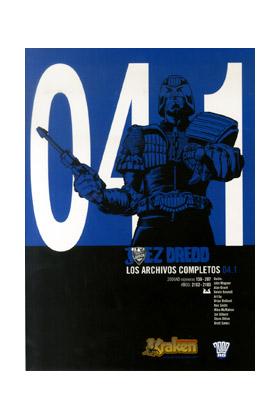 JUEZ DREDD LOS ARCHIVOS COMPLETOS 04.1