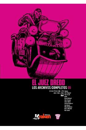 JUEZ DREDD LOS ARCHIVOS COMPLETOS 05