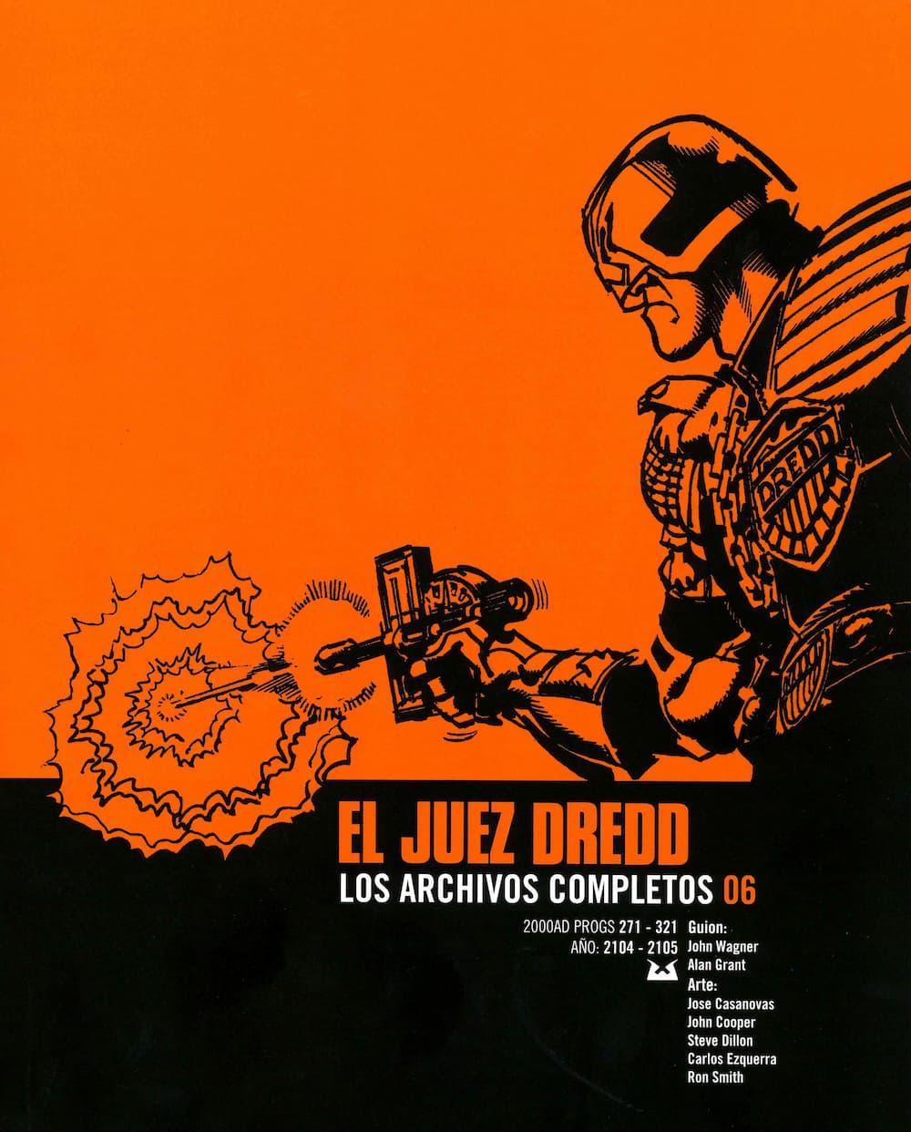 JUEZ DREDD LOS ARCHIVOS COMPLETOS 06