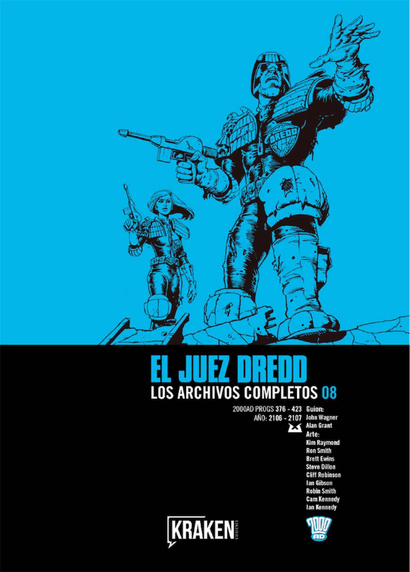 JUEZ DREDD LOS ARCHIVOS COMPLETOS 08