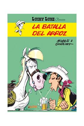 LUCKY LUKE CLASSICS. LA BATALLA DEL ARROZ (CLASSICS)