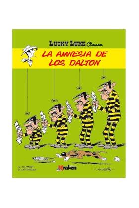 LUCKY LUKE CLASSICS 04. LA AMNESIA DE LOS DALTON (CLASSICS)
