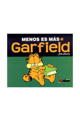 MENOS ES MAS GARFIELD