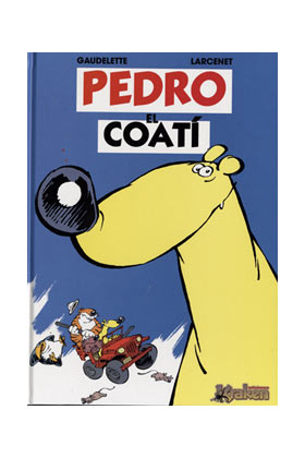 PEDRO EL COATI 01
