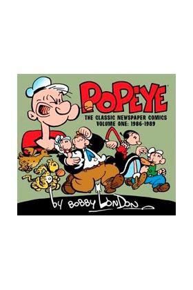 POPEYE DE BOBBY LONDON. (1986-1989)