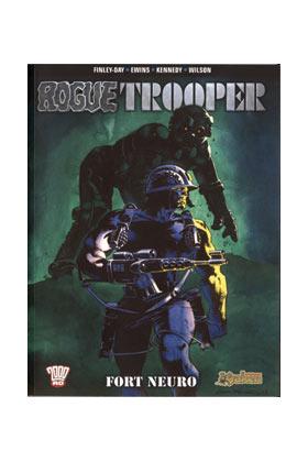 ROGUE TROOPER 02. FORT NEURO