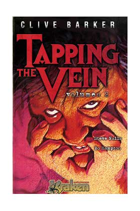 CLIVE BARKER'S TAPPING THE VEIN VOL. 02