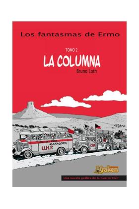 LOS FANTASMAS DE ERMO 02. LA COLUMNA